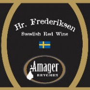Amager Hr. Frederiksen (Swedish Red Wine Edition) – Amager Bryghus