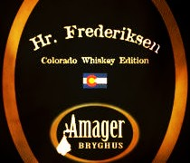 Colorado Whiskey – Amager Bryghus